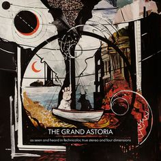 Masterplan | The Grand Astoria Sophia Miroedova - artwork