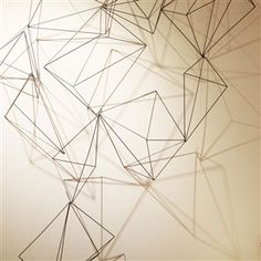 Wire Wall Prisms