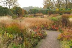 oudolf private garden by piet oudolf, via Flickr