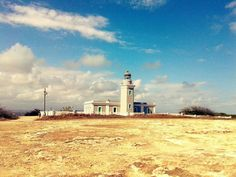 Los Morrillos lighthouse, Cabo Rojo P.R
