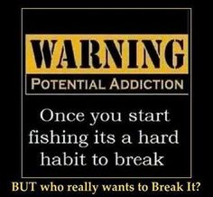 Only a fisherman knows it!!