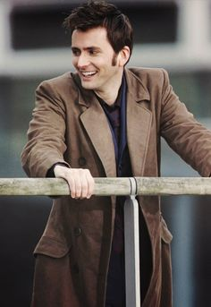 David Tennant: The Tenth Doctor.