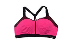 Victorias Secret Knockout FrontClose Sport Bra 38DD Pink ** Learn more by visiting the image link.