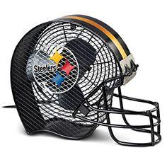 Pittsburgh Steelers Football Helmet Electric Fan