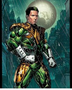 Green Ranger/Tommy (Jason David Frank)
