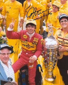 Rick Mears wins my first Indy 500 in 1984 Indy Car Racing, Indy Cars, Hoosier Mama, Indy 500 Winner, Automotive Design, Great Friends, Champs, Nascar, Race Cars