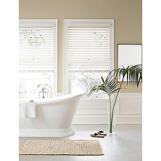 Walmart Better Homes And Gardens 2 Faux Wood Blinds