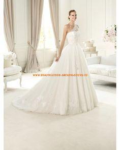 2013 prinzessin einschulter extravagante Brautkleider Ballkleid mit langer Schleppe