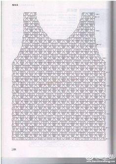 Fabulous Crochet a Little Black Crochet Dress Ideas. Georgeous Crochet a Little Black Crochet Dress Ideas. Débardeurs Au Crochet, Pull Crochet, Gilet Crochet, Mode Crochet, Crochet Shirt, Crochet Jacket, Freeform Crochet, Crochet Woman, Crochet Cardigan