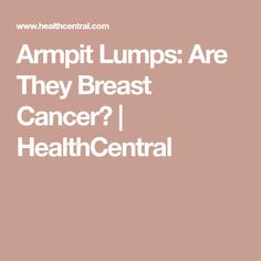 While usually below lumps breasts prevent