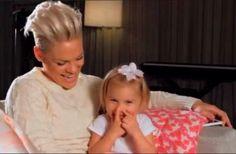 Pink & her daughter Willow Sage Hart