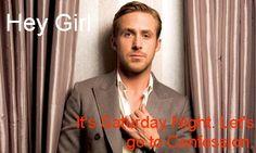 Catholic Ryan Gosling
