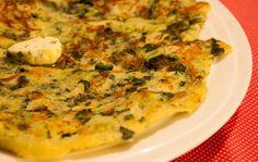 Ottolenghi's spinaziepannekoeken
