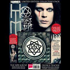 HIM Metal Hammer Fanpack.  http://www.myfavouritemagazines.co.uk