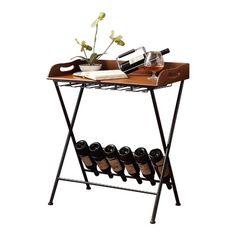 Mercury Row Woodbridge 6 Bottle Wine Rack & Reviews | Wayfair