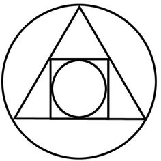 Squaring the Circle: The squared circle: a symbol of alchemy and the philosopher's stone