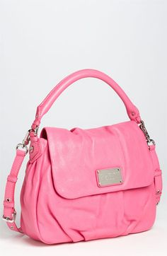 MARC BY MARC JACOBS 'Classic Q - Little Ukita' Shoulder Bag in Blossom. I MUST have this