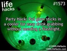 15 Glow Stick Hacks for Camping Parties Survival & More! 15 Glow Stick Hacks for Camping Parties Survival & More! Camping Parties, Grad Parties, Birthday Parties, 21st Birthday, Outdoor Parties, Bonfire Birthday Party, Adult Camping Party, 21st Party, Camping Games For Adults
