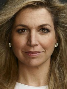 HM Queen Maxima of The Netherlands. Photo was made on occasion of the 50th birthday of HM King Willem-Alexander on 27-04-2017. Photo was made by famous photographer Erwin Olaf