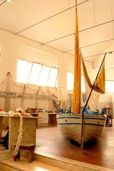Museo del pescatore, alcune sale. #marcafermana #portosangiorgio #fermo #marche