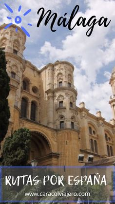 What to see in Malaga city? Travel Advice, Travel Guides, Malaga City, Backpacking Spain, Spain Culture, Travel Itinerary Template, Spain Holidays, Morocco Travel, Spain Travel