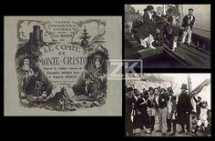 LE COMTE DE MONTE-CRISTO DP + 2 Photos PATHE Dumas POUC...