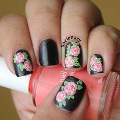 sovianaty: #nail #nails #nailart