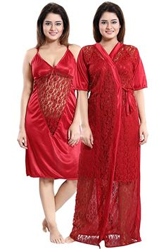 Girls Night Dress, Night Gown, Buy Clothes Online, Art Women, Lace Lingerie Set, Night Wear, Beautiful Women Pictures, Types Of Dresses, Beautiful Girl Indian