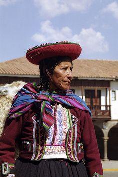 Quechua Woman Cusco, Peru