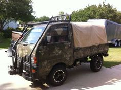 mitsubishi mini truck - Google Search