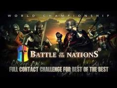 """""""Battle of the Nations"""" - 2015. Coming Soon - YouTube"""