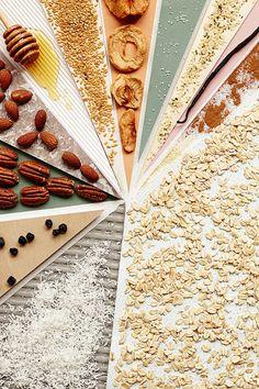 <br>Best of Breakfast: <br>Honey Blueberry Granola