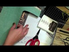 Embellished Teacher Composition Notebook - YouTube