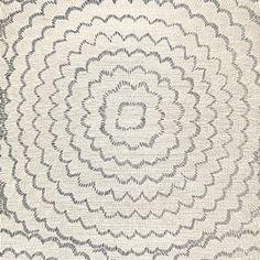 Schumacher Feather Bloom Dove Wallpaper
