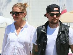 Find Out What Cameron Diaz Said in her Wedding Toast to Benji Madden