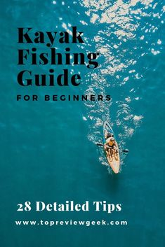 Kayak fishing guide for beginners – 28 detailed tipsYou can find Kayak fishing and more on our website.Kayak fishing guide for beginners – 28 detailed tips Kayak Fishing Gear, Fishing 101, Fishing Guide, Trout Fishing, Fly Fishing, Fishing Tricks, Fishing Shirts, Saltwater Fishing, Kayak For Beginners