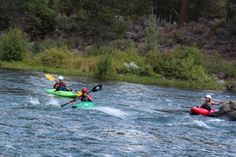 On the water in Bend, OR. #outdoored