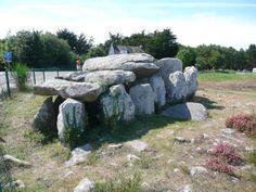 Dolmen de Kermario - Carnac (56)