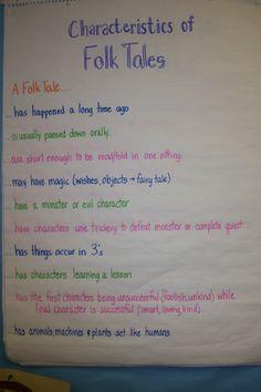 Folktales anchor charts reader-s-workshop Reading Skills, Teaching Reading, Teaching Genre, Teaching Ideas, Reading Genres, Reading Comprehension, Learning, Readers Workshop, Writing Workshop