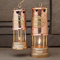 table top oil lamp