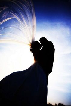 A Spectacular Silhouette Shot