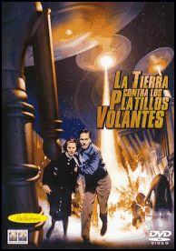La tierra contra los platillos volantes (1956) EEUU. Dir: Fred F. Sears. Ciencia ficción. Serie B - DVD CINE 904