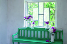 Reduce any harsh light easily with any of our decorative window films! #fablon #windowdecor