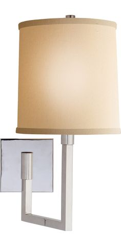 Small Aspect Articulating Sconce - Circa Lighting - $420.00 - domino.com