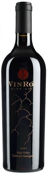 VinRoc 2008 Napa Valley Cabernet Sauvignon - On the palate the wine is big on the attack. The mid-palate of the wine is big and chewy, providing a fat foundation for the tannins to frame. The finish is long and juicy and wraps up beautifully all the dark fruit and integrated oak components in the wine.