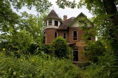 Moulthrop House in Eufaula, Alabama. Alabama Heritage History in Ruins - Alabama Heritage