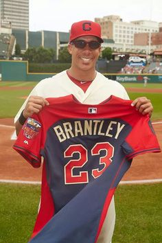 Brantley in the 2014 All Star Game! #indians