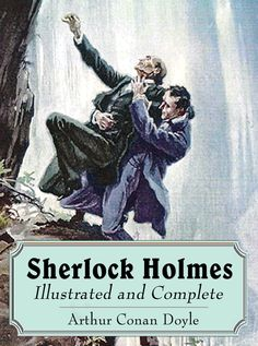 The great strories of the best detective who never lived, now with notes from the Stanford University Sherlock Holmes project, and the great illustrations of Sidney Paget. Sherlock Holmes Elementary, Sherlock Holmes Stories, Elementary My Dear Watson, Adventures Of Sherlock Holmes, Sherlock Bbc, Arthur Conan Doyle, Sir Arthur, Detective, Doctor Johns