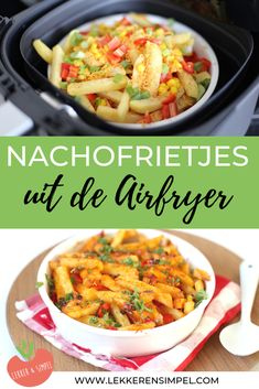 best air fryer easy to clean Nachos, Best Avocado Recipes, Italian Sausage Pasta, Flat Iron Steak, Best Oven, Those Recipe, Fries In The Oven, Air Fryer Recipes, Different Recipes