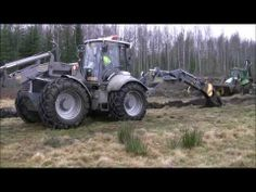 Cable plowing with Lännen 8800i